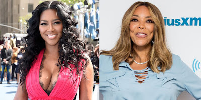 wendy williams kenya moore fake pregnancy