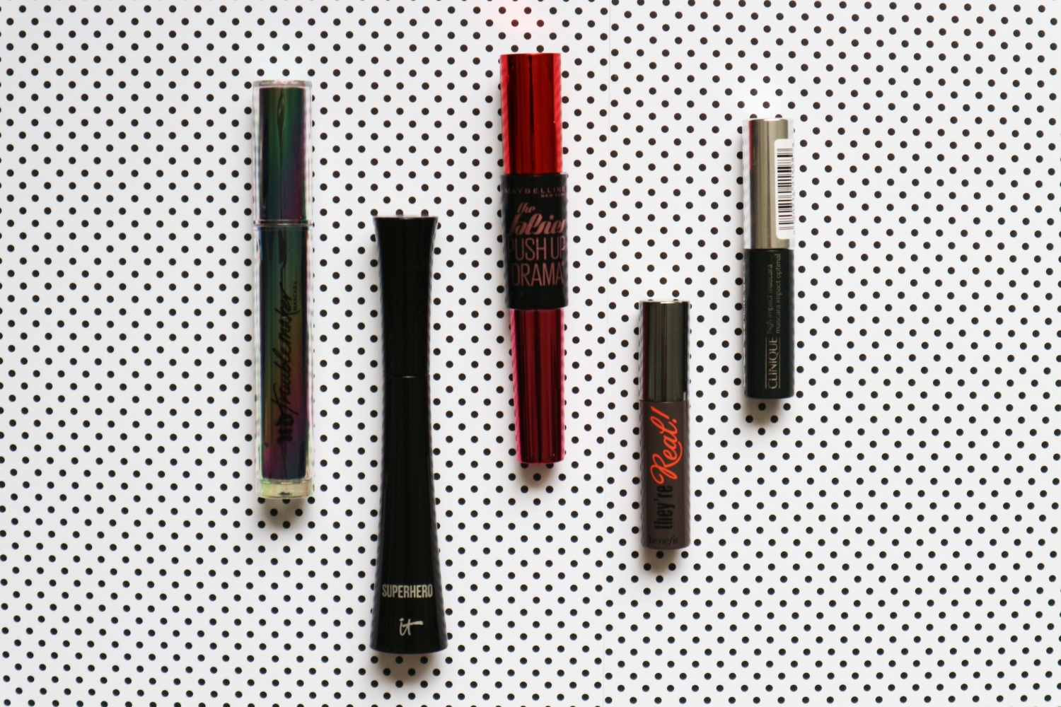 sephora favorites mascara collection