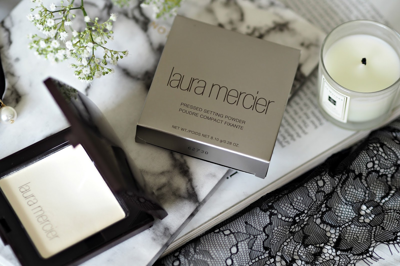 Laura Mercier Translucent Pressed Setting Powder in-depth review