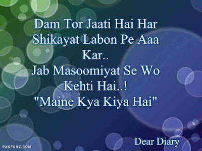 dear diary urdu poetry, love quotes, thoughts and silent words 2