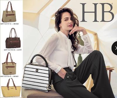 bolsas de dama hb 2016 OI