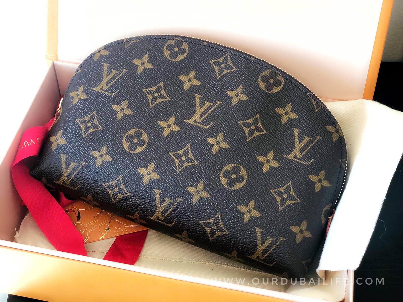 Luxury XMAS presents 2018 | Louis Vuitton Haul @ https://www.ourdubailife.com