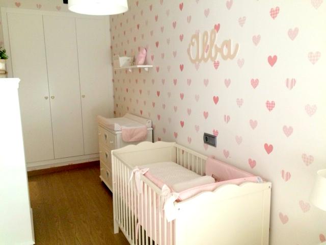 LETRAS Y NOMBRES PARA DECORAR PAREDES INFANTILES decoración infantil personalizada