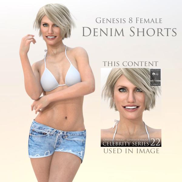 Digital Creations - Poser and DAZ Studio content: FREE Denim