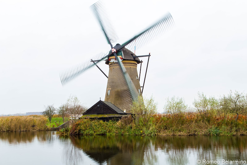 Kinderdijk Windmill Netherlands Day Trips from Amsterdam or Rotterdam
