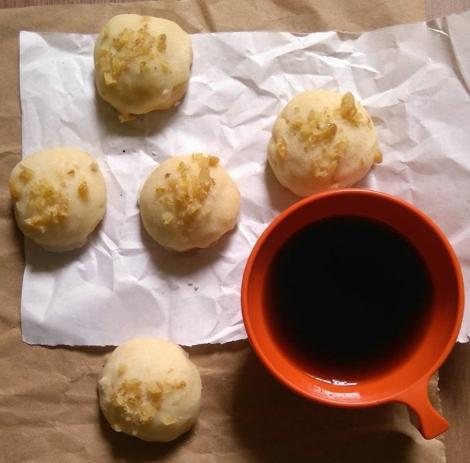 biscoitinhos de limão siciliano