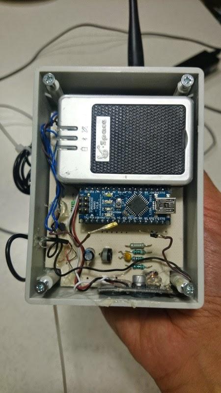 LARR - Low Altitude Radio Relay