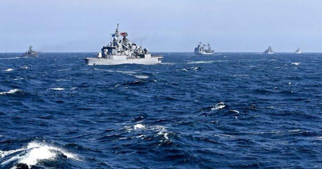 Τουρκικά «παιγνίδια» στην υφαλοκρηπίδα του Καστελόριζου με ιταλικό σκάφος