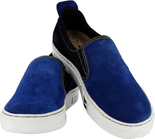 Alberto Torresi Andalucia BLUE Casual Shoes. Price- Rs. 2,195