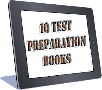 IQ test Preparation Books