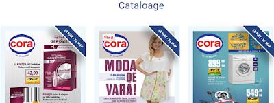 Cataloage-Brosuri CORA Iunie 2016