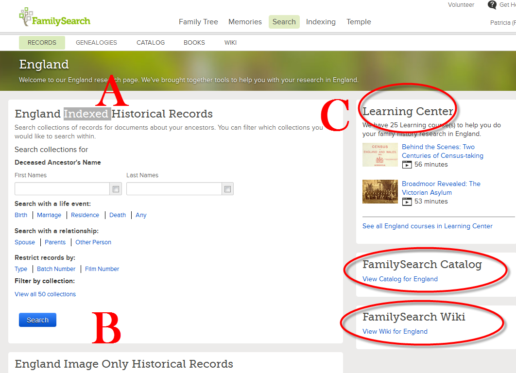 DearMYRTLE's Genealogy Blog: FamilySearch: It's not all THAT