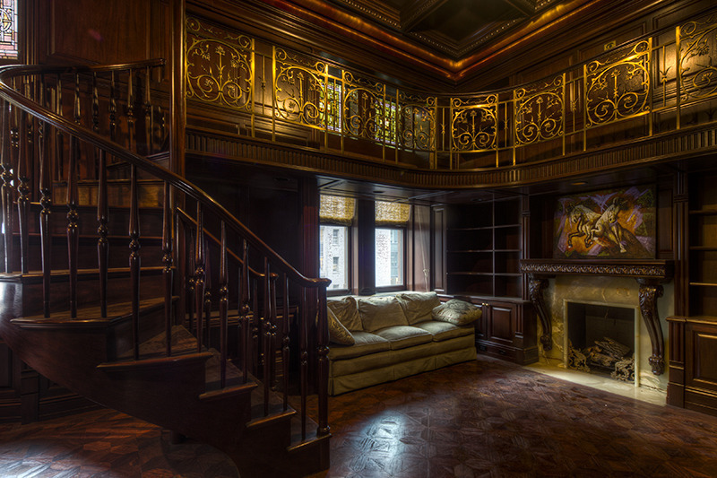 Old World Gothic And Victorian Interior Design February