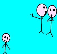 Resultado de imagem para desenho de pessoas fofocando
