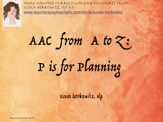 video about planning aided input