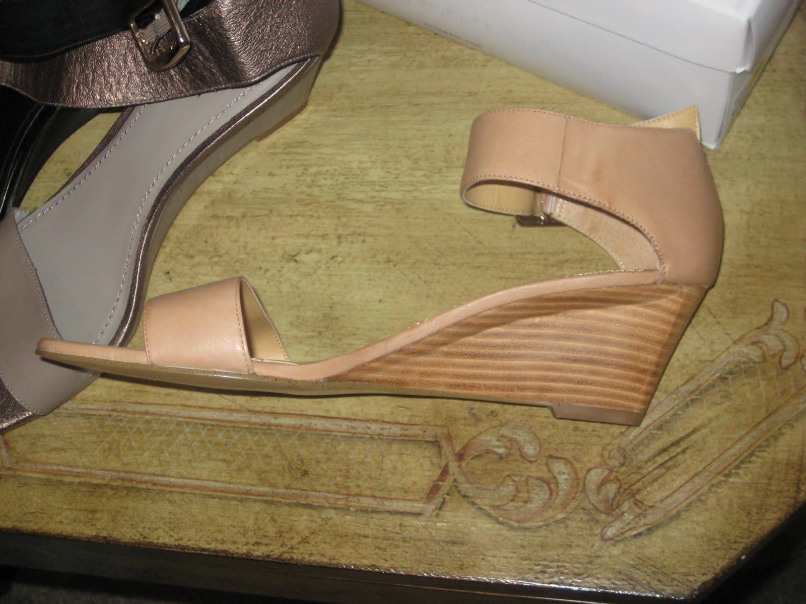 Circa Fashion In My Closet Nine West Punchy Ankle Strap