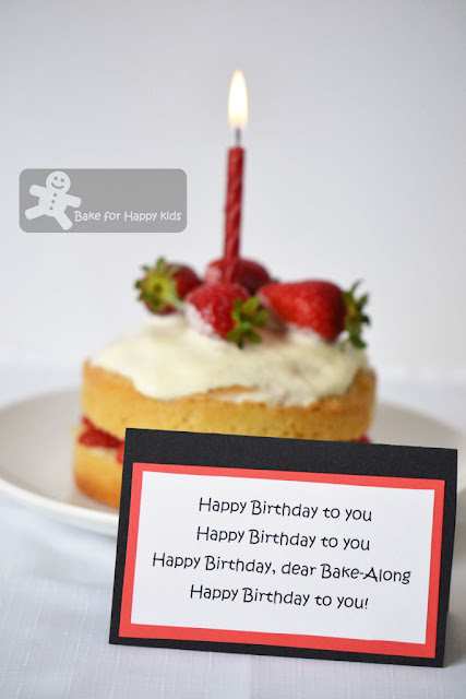 Astonishing Bake For Happy Kids Strawberry Country Cake Barefoot Contessa Funny Birthday Cards Online Inifodamsfinfo
