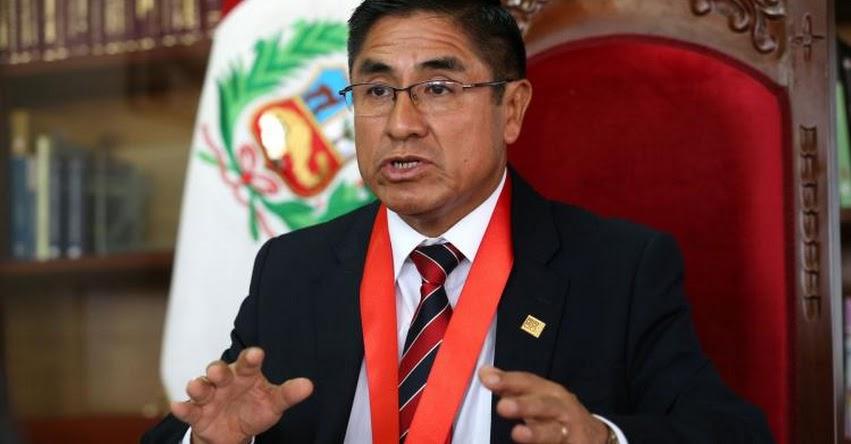 MINEDU y MIMP exigen retiro de juez Hinostroza y de miembros del CNM
