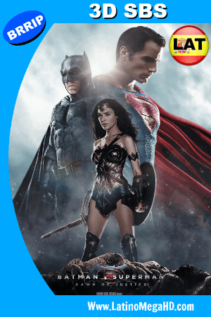 Batman vs Superman: El Origen de la Justicia (2016) Latino Full 3D SBS 1080P (2016)