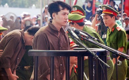 Nguyễn Hải Dương đã chính thức bị tử hình