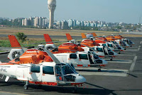 Indis's first Heliport in delhi