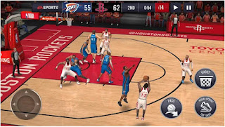 Free Download NBA LIVE Mobile Basketball Mod Apk for Android