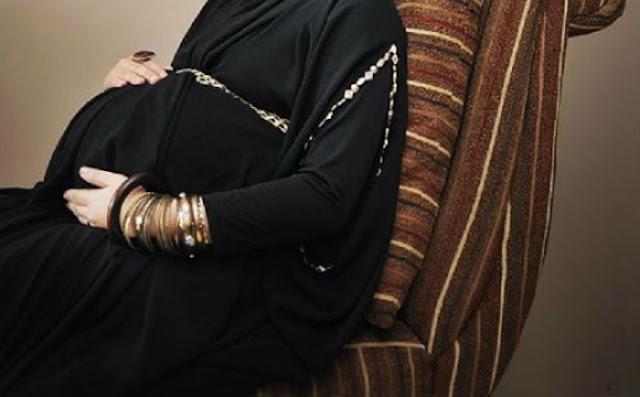 Istri Hamil Tua, Suami Sering Menyiksa Orang Buta, Bayinya Bakal Lahir Begini!