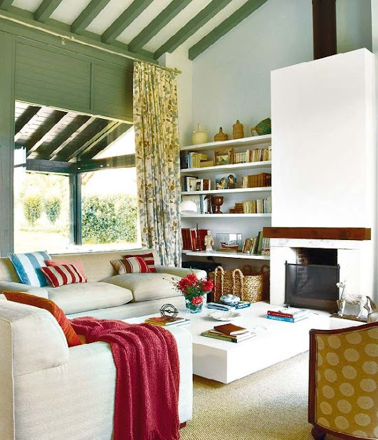 Modern Furniture 2013 Colorful Living Room Decorating Ideas: Modern Furniture: 2013 Spanish Living Room Decorating Ideas