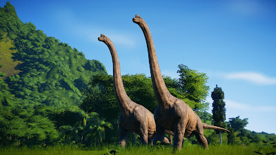 Jurassic World Evolution Game Screenshot 10