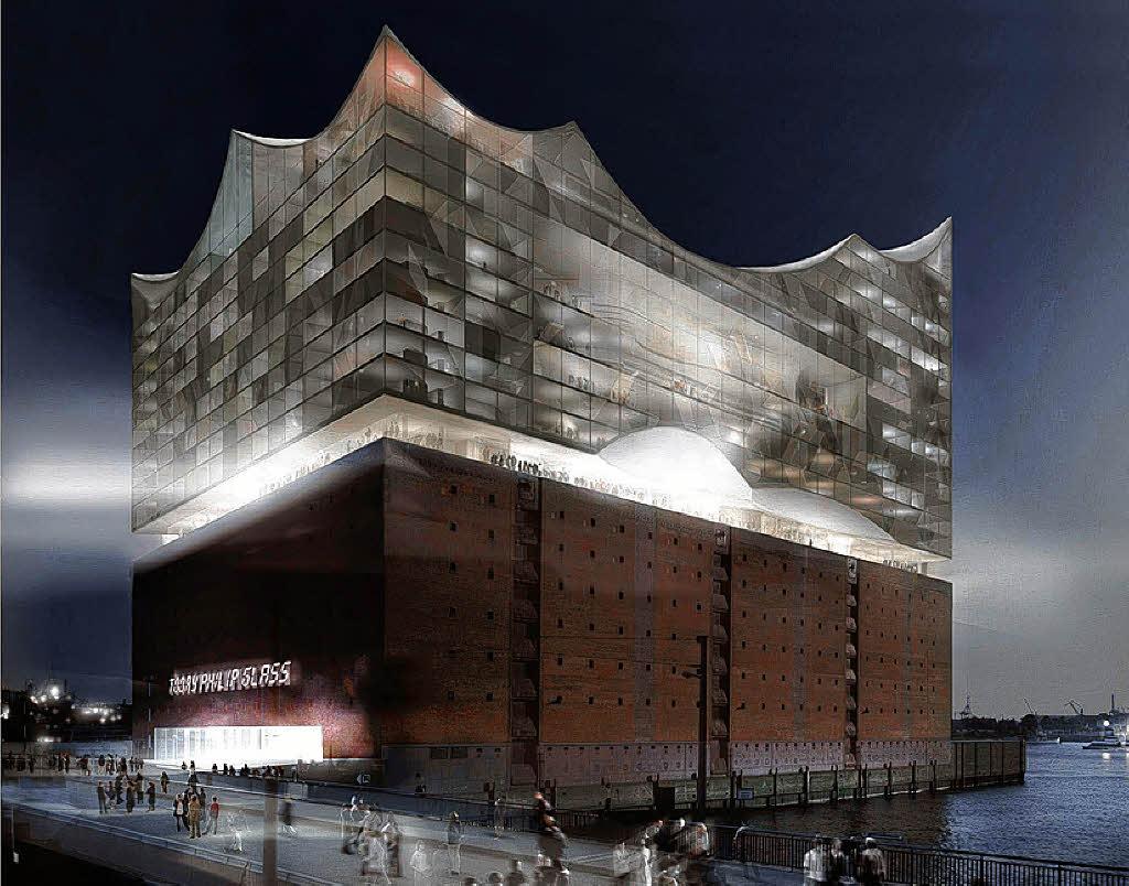 Hotel In Der Philharmonie Hamburger
