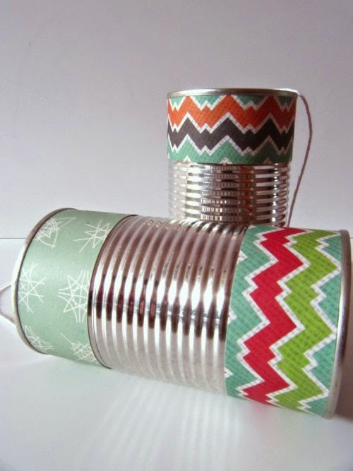 Presentación teléfono con latas finalizado