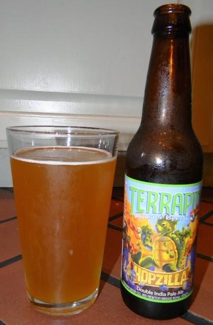 Terrapin Beer Company - Hopzilla Double IPA | Sciacca Drinks