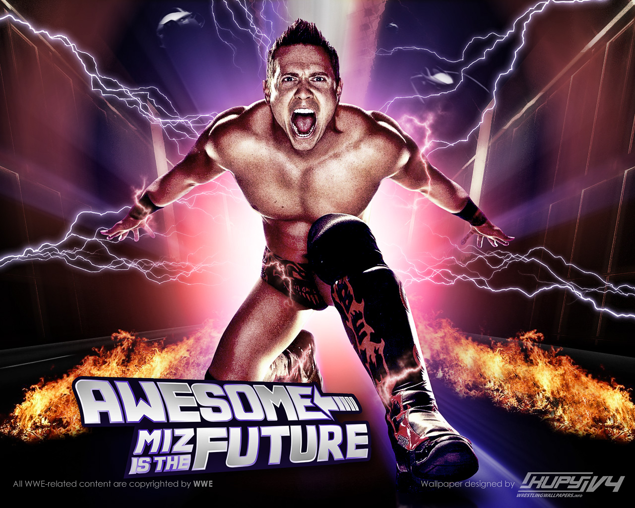 Wwe the miz wallpapers the miz pictures wwe miz wwe - Wwe divas wallpapers ...