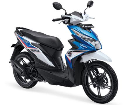 Harga Motor All New Honda BeAT eSP Terbaru