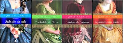 Série As Modistas, Loretta Chase