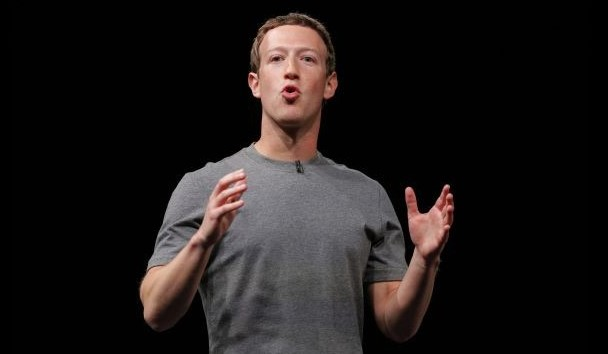 """Mark Zuckerberg: """"I apologize for the division caused by using my work on Facebook"""""""