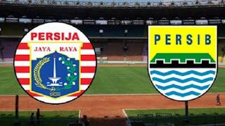 Persija Jakarta vs Persib Bandung Dipastikan Tanpa Bobotoh
