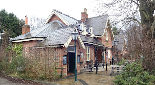 The Cheshire Line Tavern in Cheadle