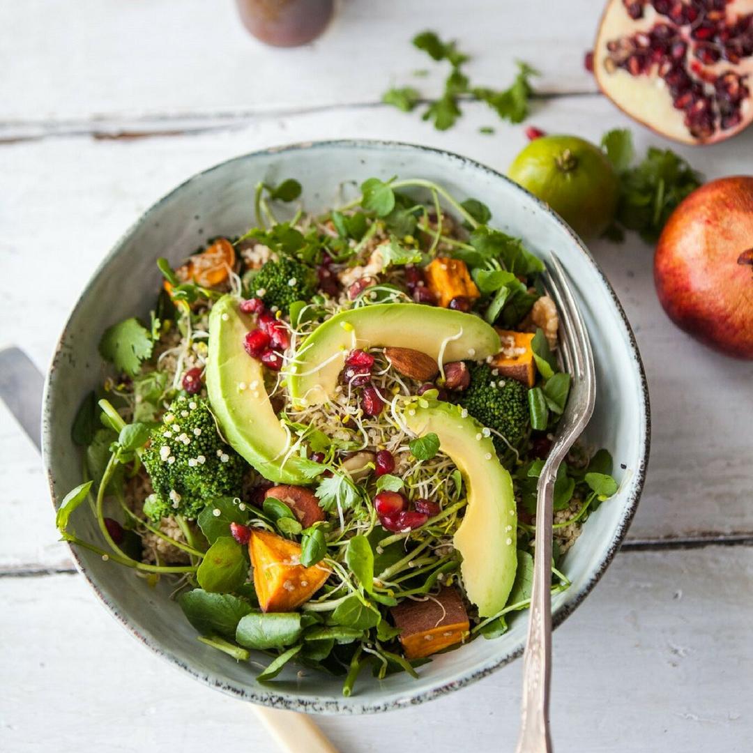 Ultimate Superfood Salad