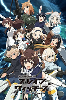 Detail dan Trailer Brave Witches (2016)