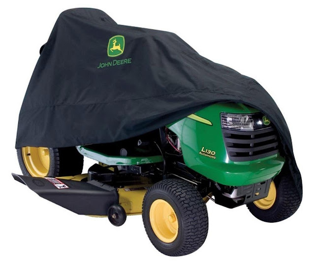 best ride on lawn mower cover