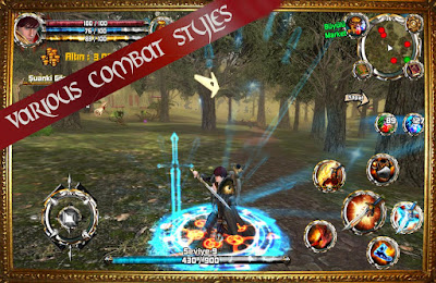 Kingdom Quest: Crimson Warden MOD, Android, Apk, v2