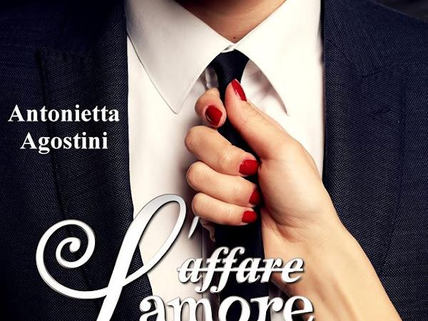 [NUOVA USCITA] L'amore della mia vita di Antonietta Agostini