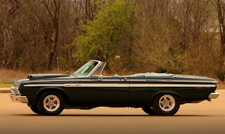 1964 Plymouth Sport Fury With 676 HP Side Left