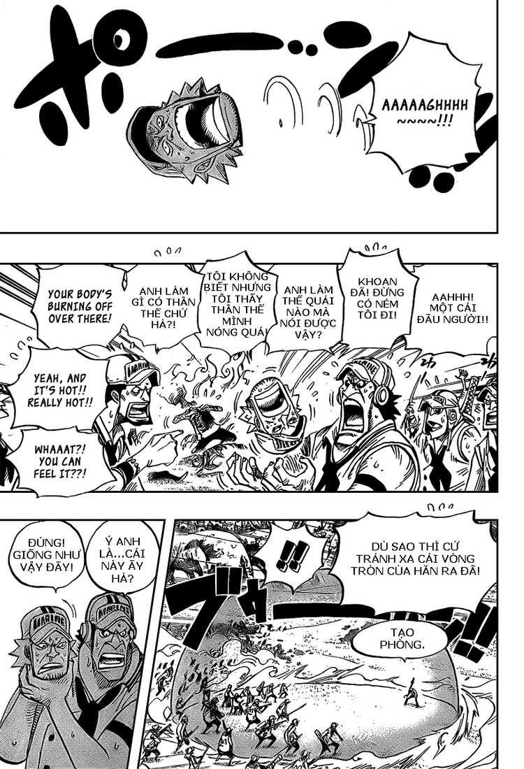 One Piece Chap 505