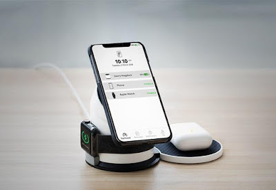 Wireless Recharging Dock