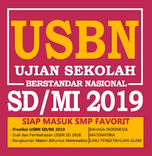 Geveducation:  Rangkuman materi Bahasa Indonesia dilengkapi soal dan jawaban prediksi USBN 2019 untuk SD