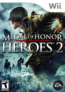 Medal Of Honor Heroes 2 Wii (BR) [ Wii ]