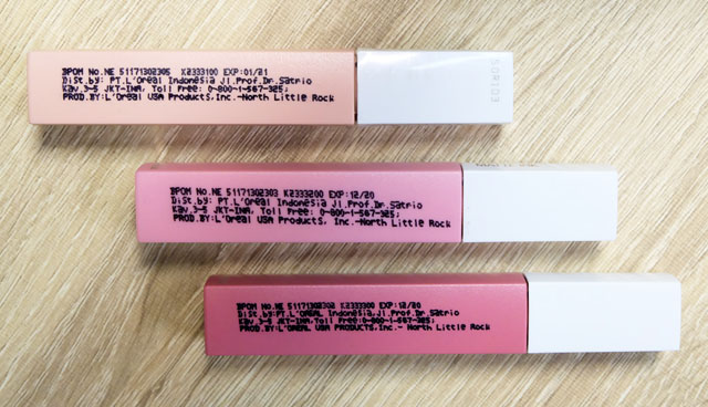 maybelline lipcream
