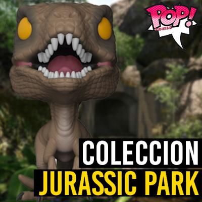Lista de figuras funko pop de Funko Jurassic Park
